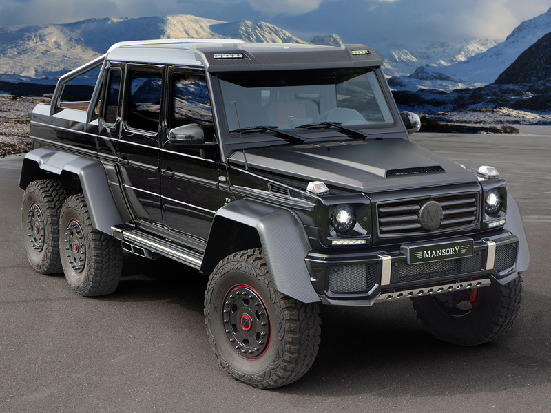 2014 g63 amg mansory autos post for Mercedes benz g63 6x6 amg