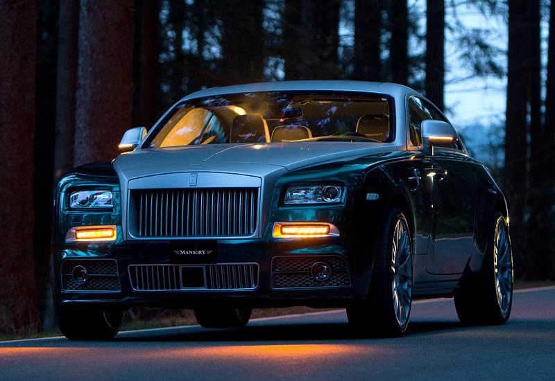 2014 Rolls-Royce Wraith Mansory