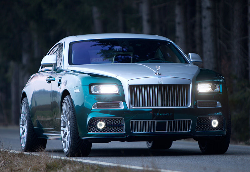 2014 Rolls Royce Wraith Mansory Specifications Photo