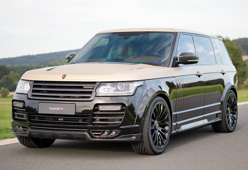 2015 land rover range rover autobiography lwb mansory specifications photo price. Black Bedroom Furniture Sets. Home Design Ideas