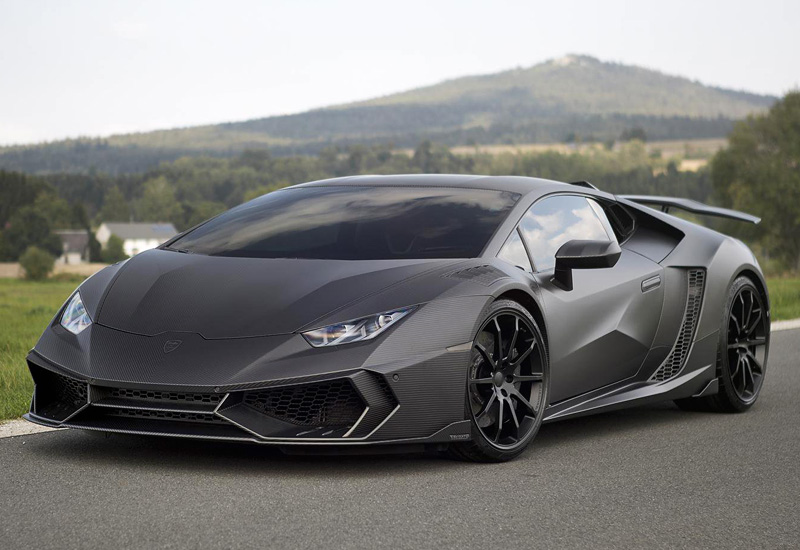 2016 lamborghini huracan mansory torofeo - specifications, photo