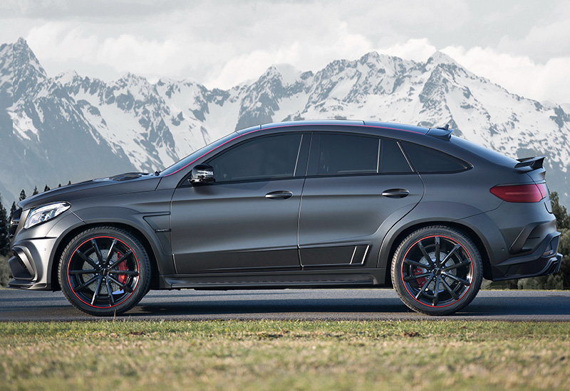2016 mercedes amg gle 63 s coupe 4matic mansory