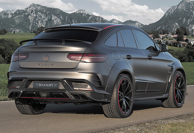 2016 Mercedes Amg Gle 63 S Coupe 4matic Mansory Specifications Photo Price Information Rating