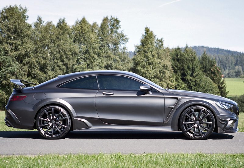 2016 Mercedes Benz S 63 Amg Coupe Mansory Black Edition Specifications Photo Price Information Rating