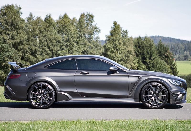 Mercedes S550 Coupe Autos Post