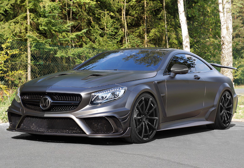 2016 Mercedes Benz S 63 AMG Coupe Mansory Black Edition