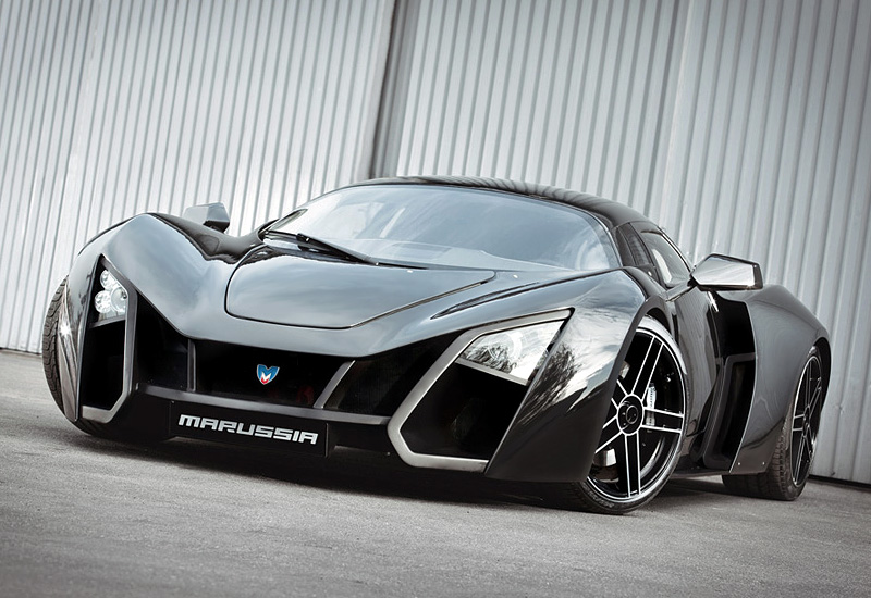 2010 Marussia B2 (2.8 litre 420 Hp) - specifications ...