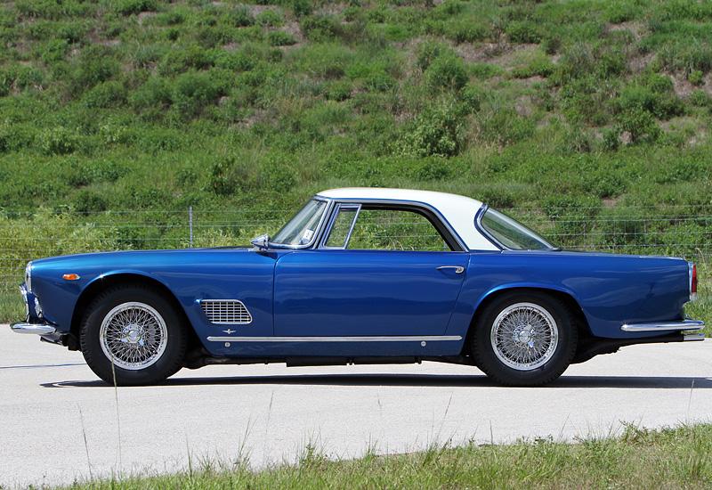 1958 Maserati 3500 Gt Touring Berlinetta Specifications