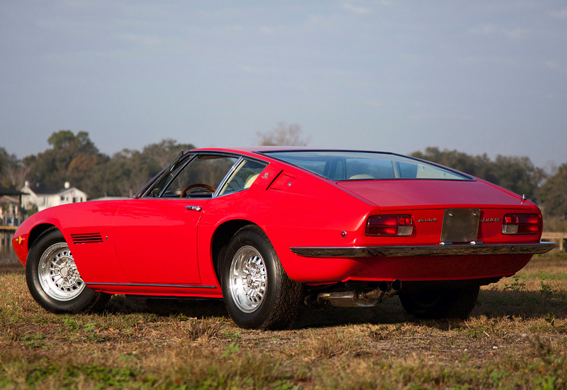 Maserati Ghibli Price >> 1970 Maserati Ghibli SS - specifications, photo, price, information, rating