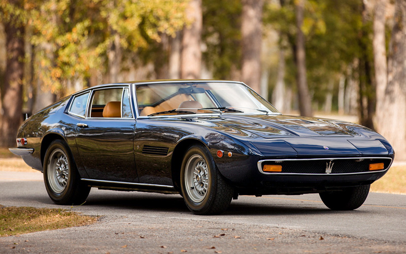 Maserati Ghibli Price >> 1970 Maserati Ghibli SS - specifications, photo, price, information, rating