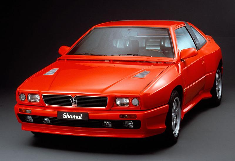 Maserati Ghibli Price >> 1989 Maserati Shamal - specifications, photo, price, information, rating