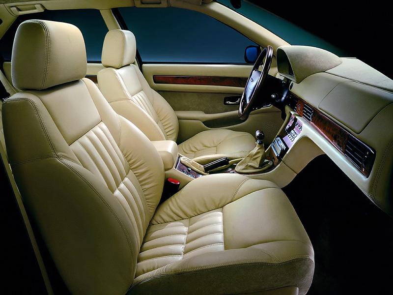 1998 Maserati Quattroporte Evoluzione V8