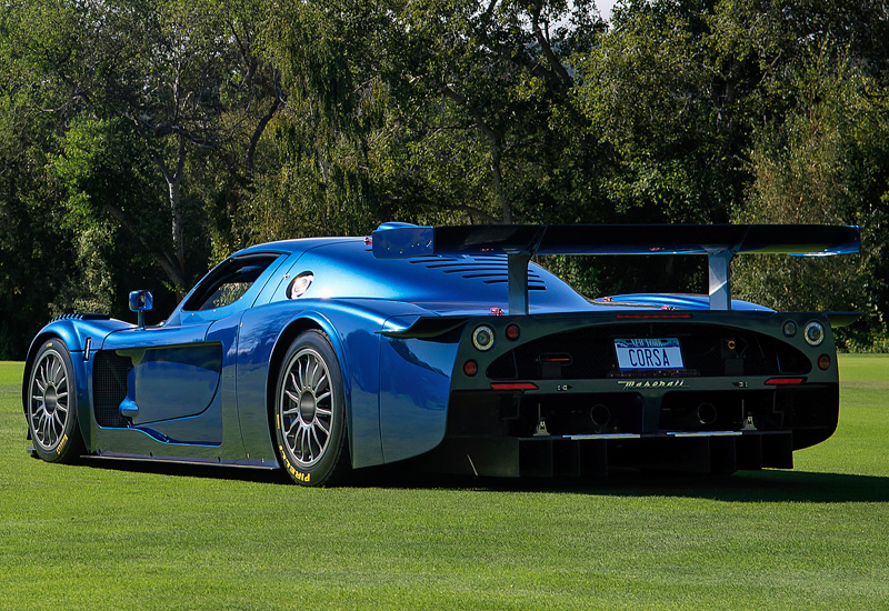 2006 Maserati Mc12 Corsa Specifications Photo Price Information Rating