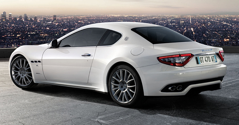183 Kph To Mph >> 2008 Maserati GranTurismo S - specifications, photo, price, information, rating