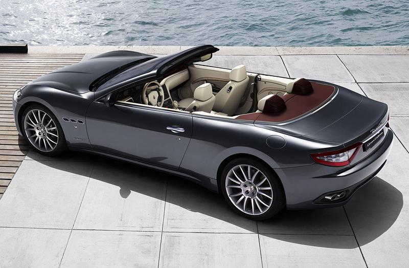 2009 Maserati Grancabrio Specifications Photo Price