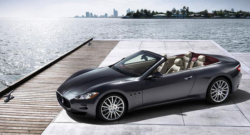 2009 Maserati GranCabrio