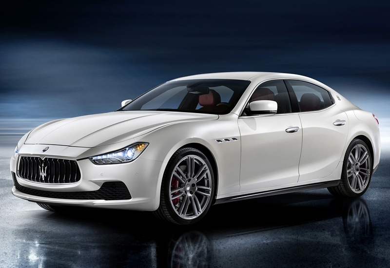 2013 Maserati Ghibli Q4 - specifications, photo, price ...