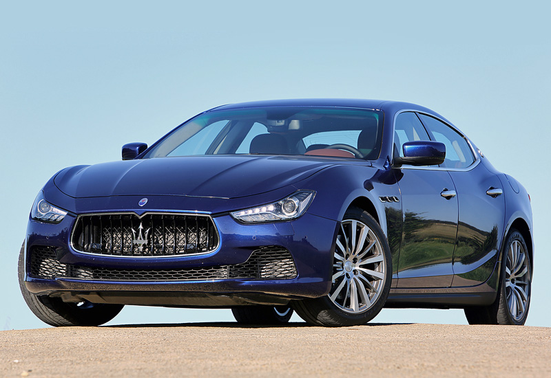 Maserati Ghibli Price >> 2014 Maserati Ghibli S Q4 - specifications, photo, price, information, rating