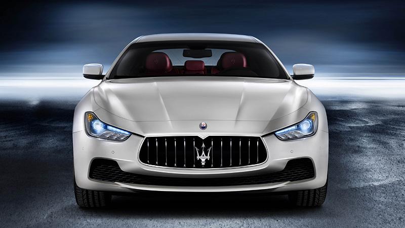 2013 Maserati Ghibli S