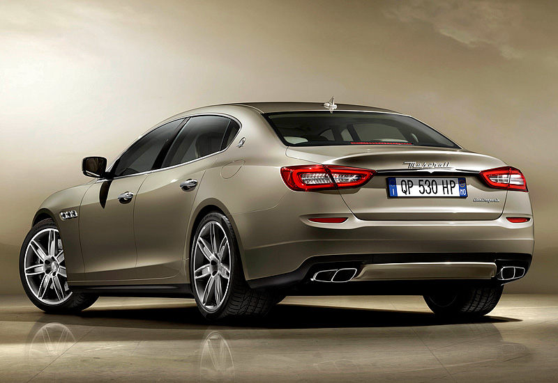 2013 maserati quattroporte gts specifications photo. Black Bedroom Furniture Sets. Home Design Ideas