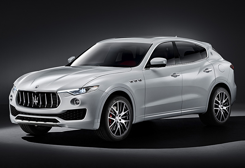 2017 Maserati Levante S - specifications, photo, price ...