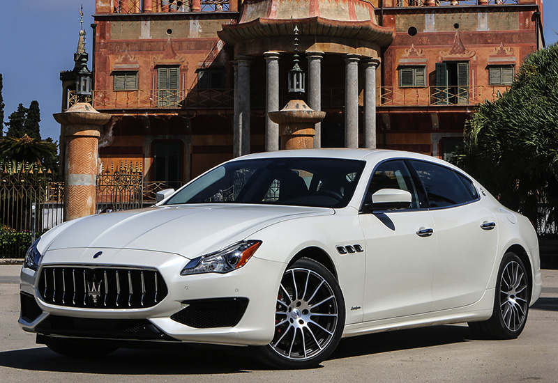 Maserati Quattroporte Gts >> 2017 Maserati Quattroporte Gts Gransport Specifications