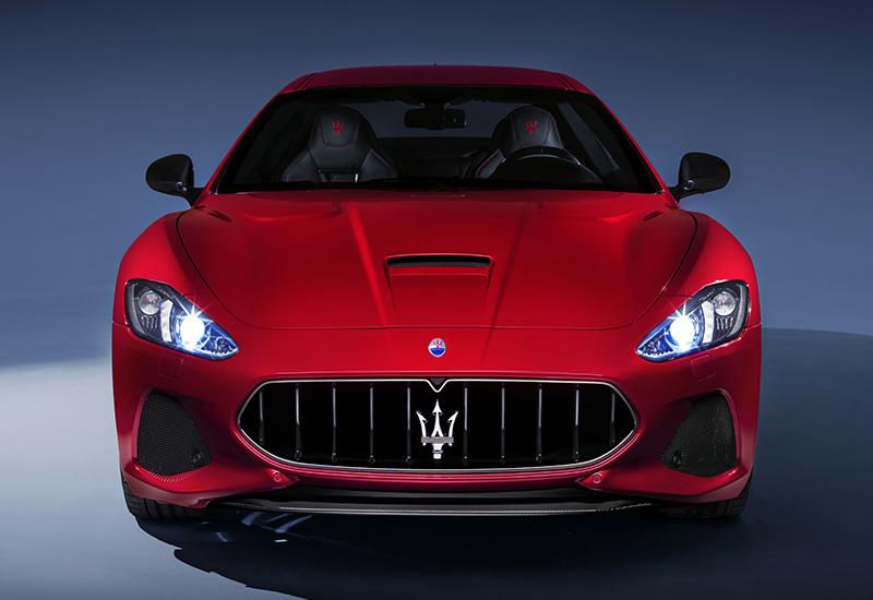2018 Maserati GranTurismo MC Sport Line - specifications ...