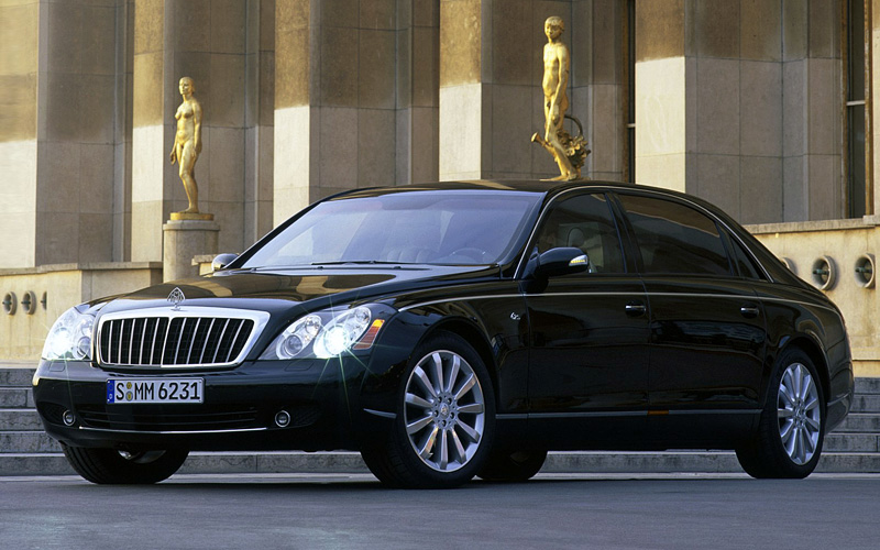 2007 Maybach 62s Specifications Photo Price