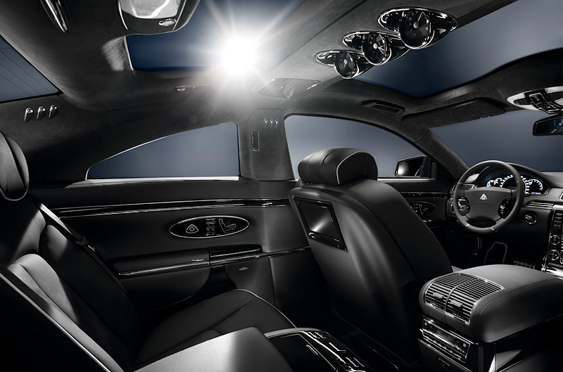 2011 Maybach 57S Xenatec Coupe - specifications, photo ...