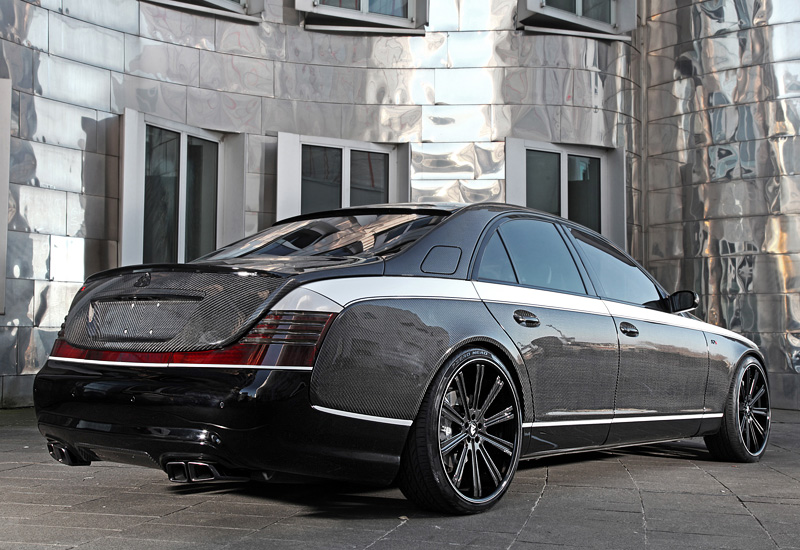 Maybach Luxury Car 2014