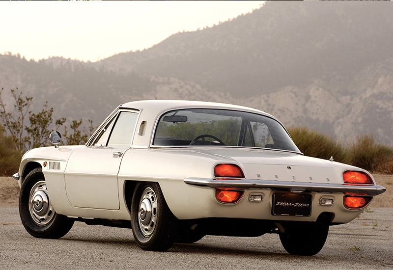 1967 Mazda Cosmo Sport L10a Specifications Photo