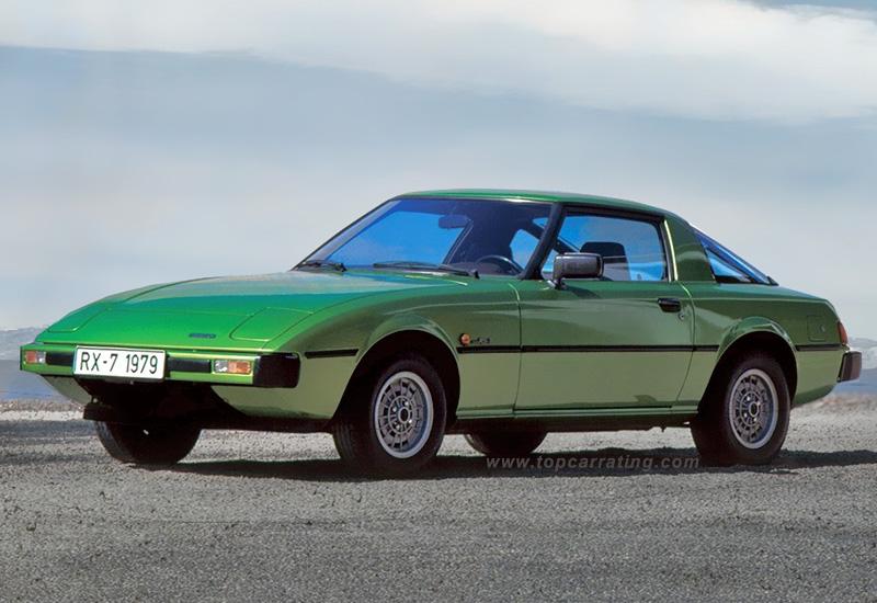 1978 Mazda Savanna RX-7 (SA) - specifications, photo ...