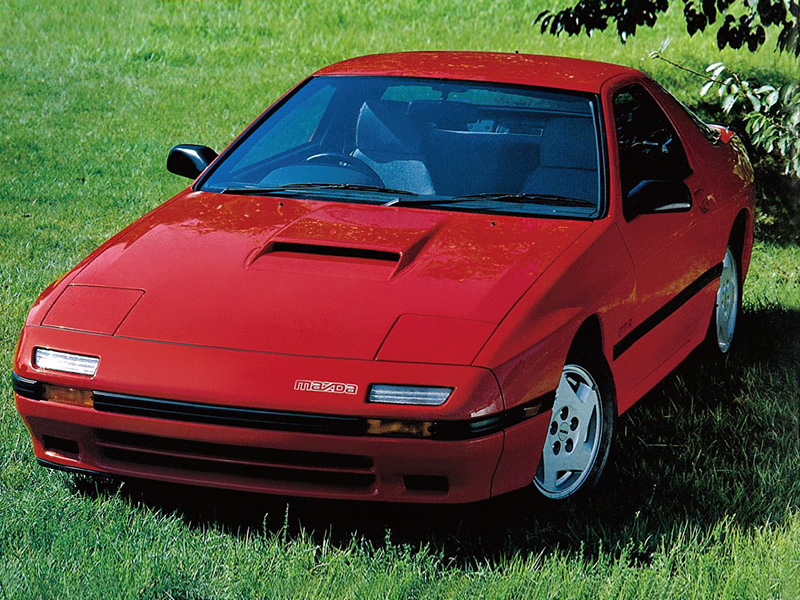 1985 Mazda Savanna Rx 7 Fc Specifications Photo
