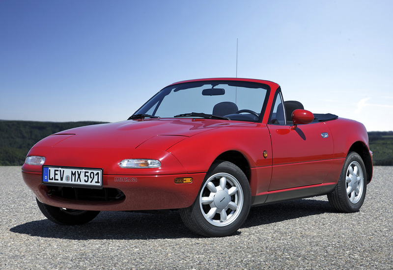 1989 Mazda Mx 5 Miata Specifications Photo Price