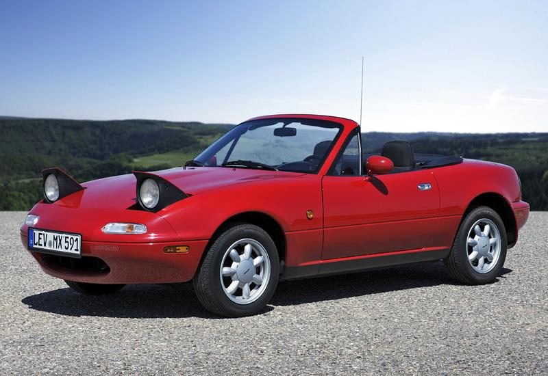 1989 Mazda Mx 5 Miata