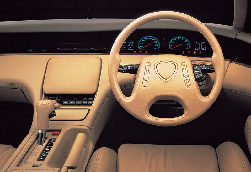 Mercedes For Sale >> 1990 Mazda Eunos Cosmo E20B - specifications, photo, price ...