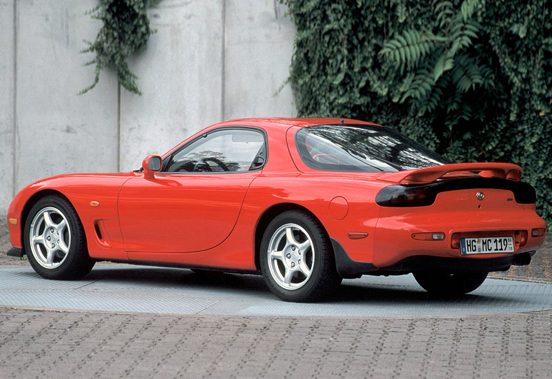 100 Kph To Mph >> 1991 Mazda RX-7 - specifications, photo, price ...