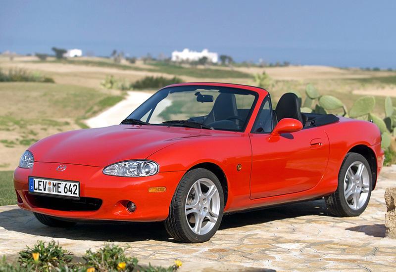 2000 Mazda Mx 5 Nb2 Specifications Photo Price