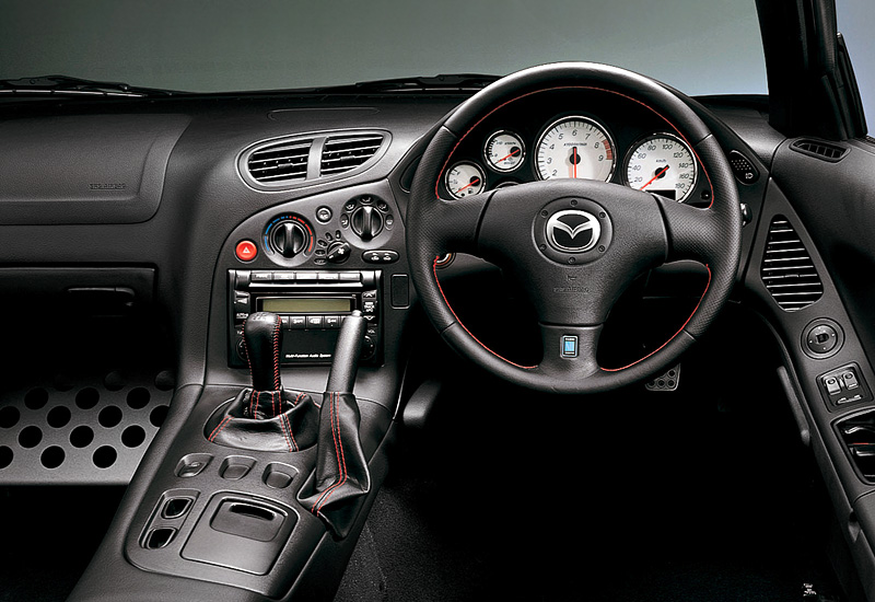 Mazda 3 Price >> 2000 Mazda RX-7 Type RZ (FD3S) - specifications, photo ...