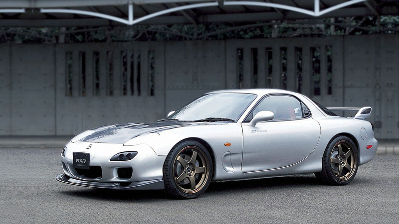 2000 Mazda Rx 7 Type Rz Fd3s Specifications Photo