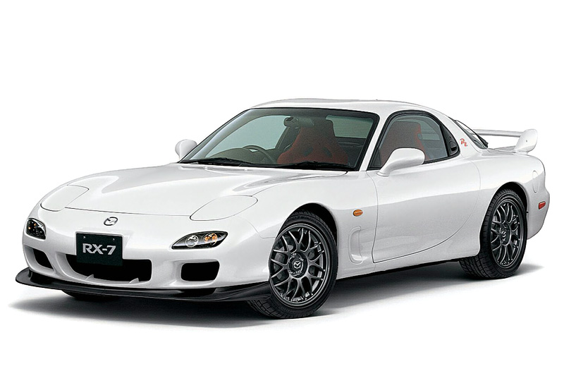 2018 Mazda Rx7 >> 2000 Mazda RX-7 Type RZ (FD3S) - specifications, photo, price, information, rating