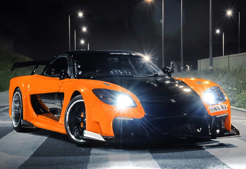 2005 Mazda Rx 7 Veilside Fortune Specifications Photo Price Information Rating