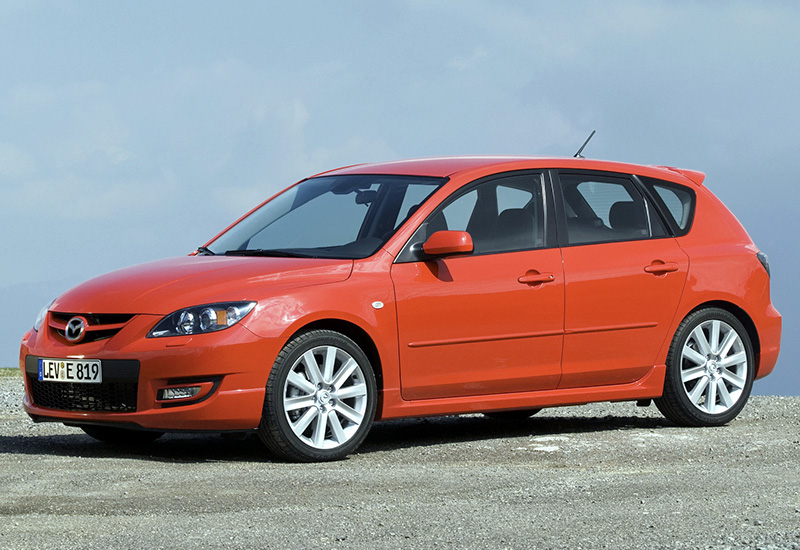 2006 Mazda 3 Mps Specifications Photo Price