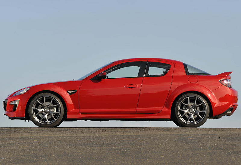 2008 mazda rx 8 r3 specifications photo price. Black Bedroom Furniture Sets. Home Design Ideas