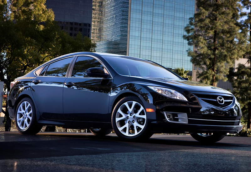 2009 Mazda 6 V6 (GH) - specifications, photo, price, information, rating