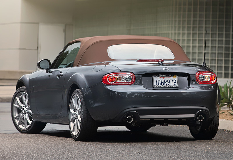 2013 mazda mx 5 miata nc3 specifications photo price information rating. Black Bedroom Furniture Sets. Home Design Ideas