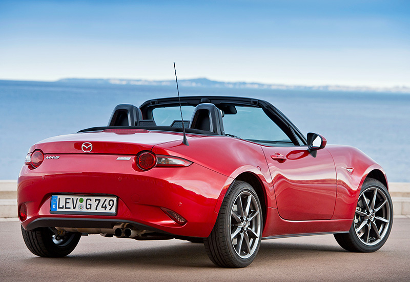 2015 mazda mx 5 specifications photo price. Black Bedroom Furniture Sets. Home Design Ideas