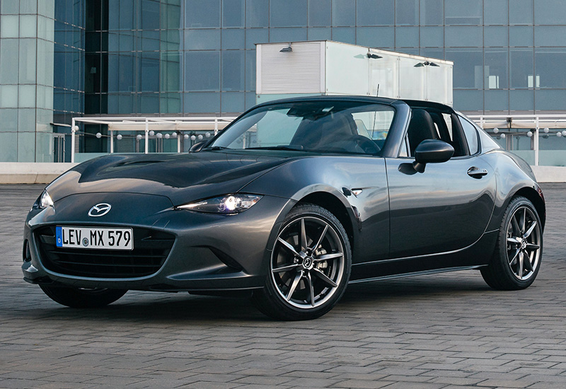 2017 mazda mx 5 rf miata hardtop convertible specifications photo price information rating. Black Bedroom Furniture Sets. Home Design Ideas
