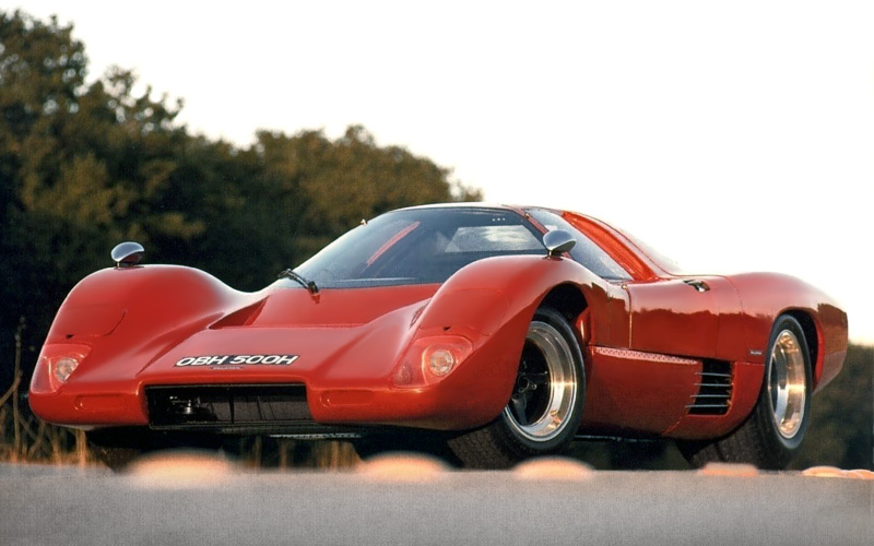 Ford Car Models >> 1969 McLaren M6GT - specifications, photo, price ...