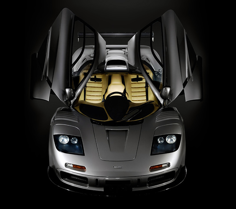 Most Expensive Mercedes >> 1995 McLaren F1 LM - specifications, photo, price ...